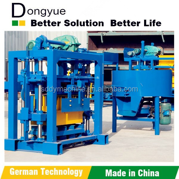 small scale industries concrete block machine most demanded products in india