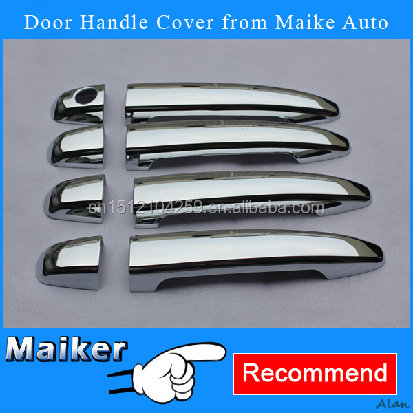 Door Handle Cover for Toyota Highlander 2009+ car exterior accessories Car spare parts