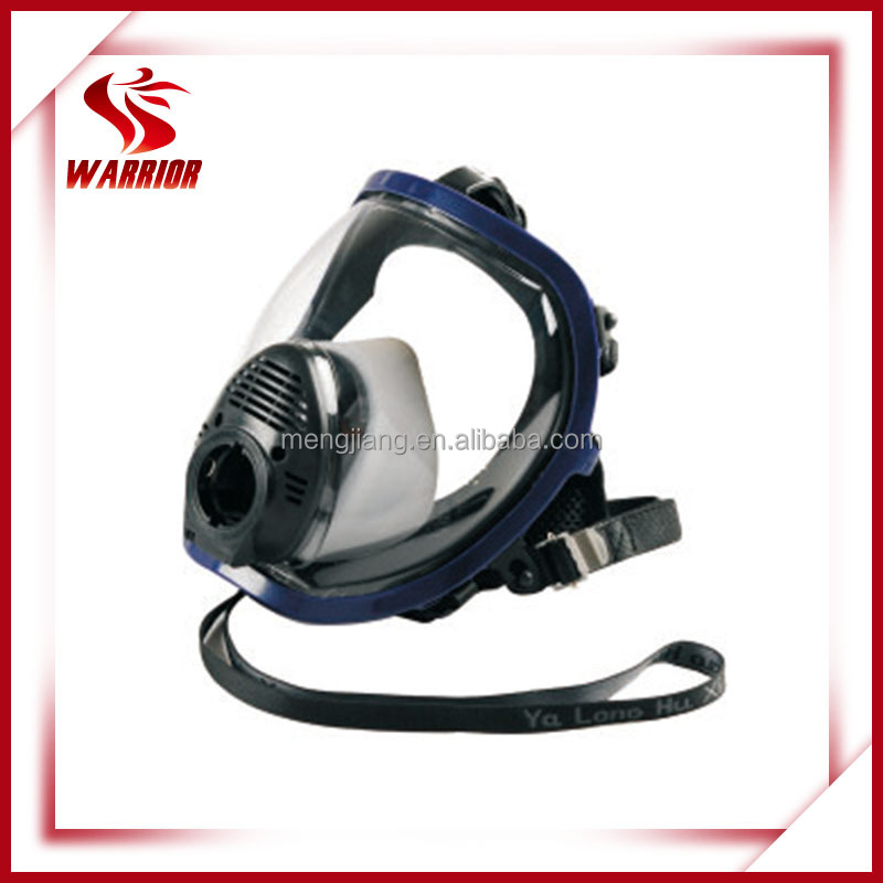 silicone full face oxygen respirator mask