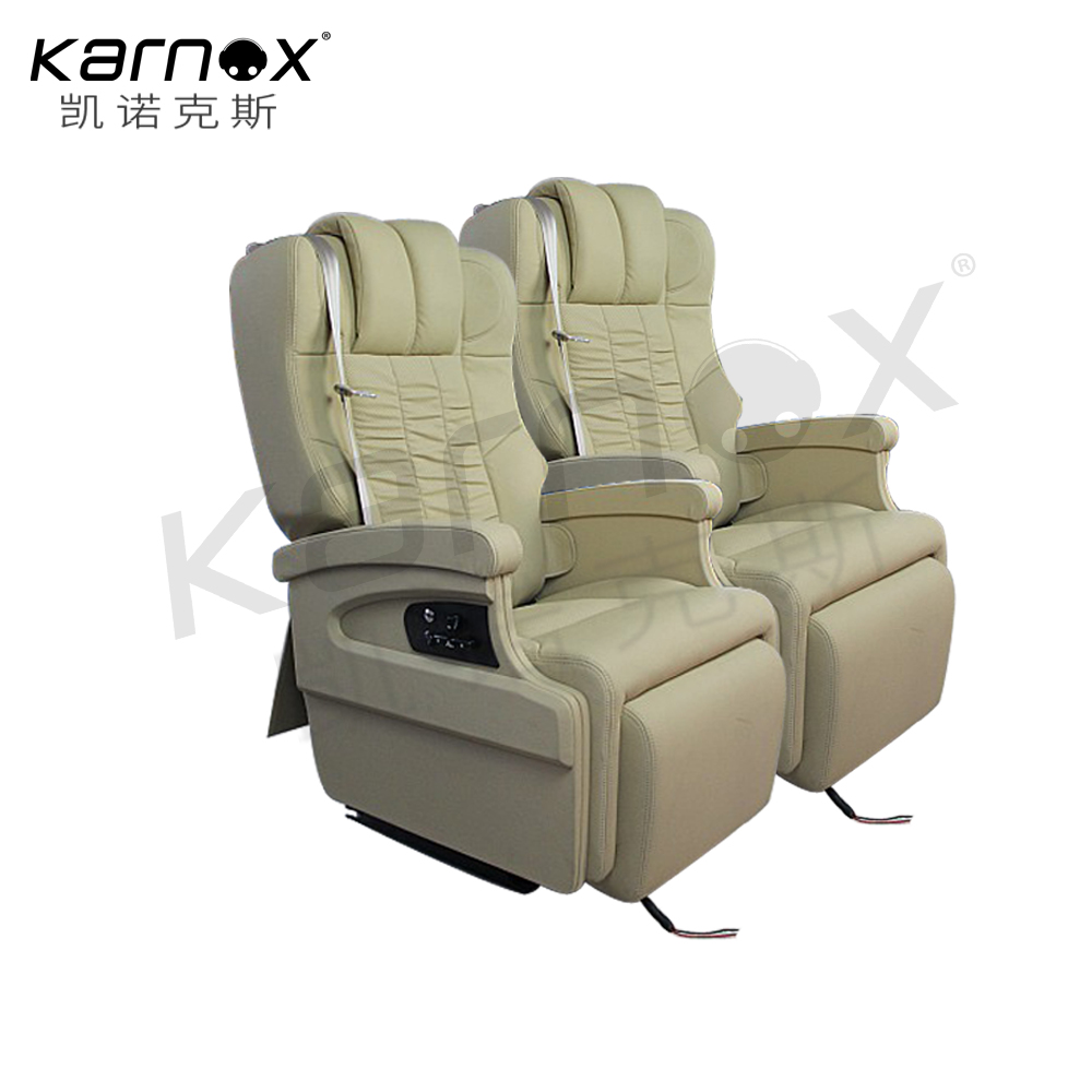 Karnox modified auto seat with electric for MPV VIP car