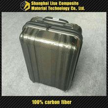 carbon fiber luggage suitcase soft trolley luggage