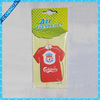Advertising and promotion Hanging Paper air freshener & custom make novelty car air fresheners