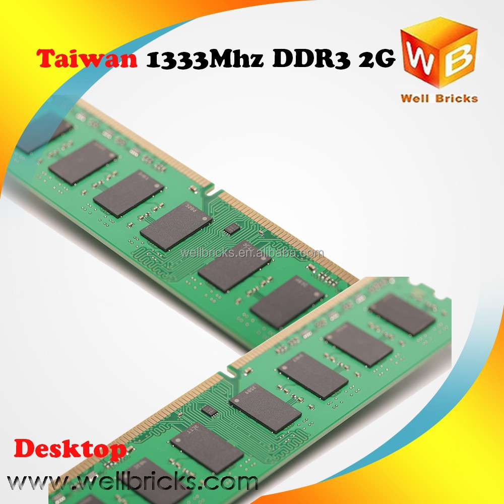 PC3 12800 1600mhz 2GB ddr3 Ram Wholesale Price for PC
