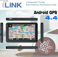 cheap 7 inch gps navigation for car with google android 4.4 OS Android GPS MP-7003