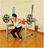 Integrated gym trianer/ Hack squat / Fitness gym equipment names price