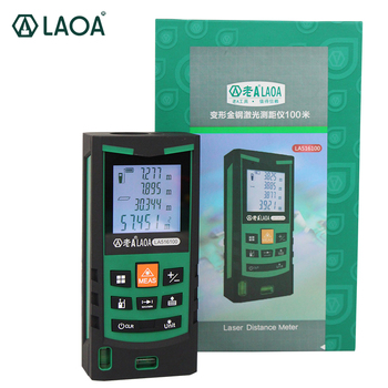 LAOA High precision laser range finder