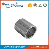 Permanent Arc Neodymium Magnet N52 Bicycle Motor