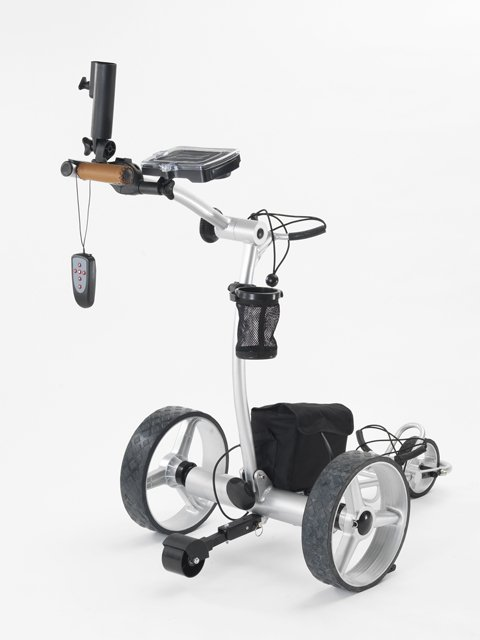 Germany Designer Electric Remote Golf Trolley Golf Cart Of LiFePo lithium battery