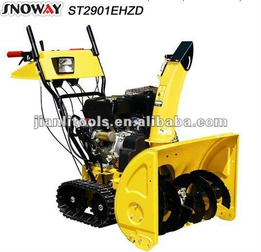HOT!!! 9HP CATERPILLAR DRIVE SNOW REMOVER WITH EPA 270CC