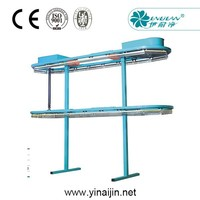 Guangzhou double laundry dry cleaning conveyor price