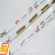 Fashionable special polyester mobile phone strap