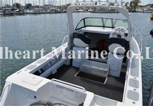 New cabin Cruiser Aluminum Fishing Boat