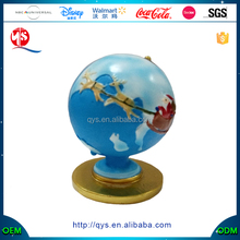 Xmas World Cup Statue,Resin Customers The Goden Base Trophy Figurine for Top Sales