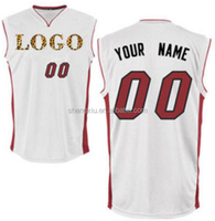 NL81 2017 Latest Basketball Jersey Design /Sublimation Custom Basketball Jersey Uniform