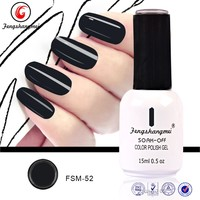 Fengshangmei hot selling long lasting oem/odm one step gel polish direct distributor 15ml