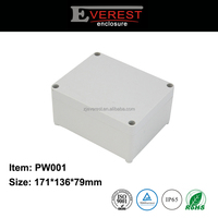 IP65 outdoor plastic box enclosure electronic