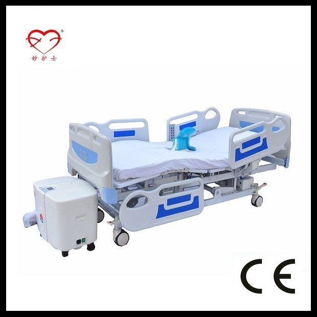 Economy hospital bed with toilet accept small order XR.LJ18-02