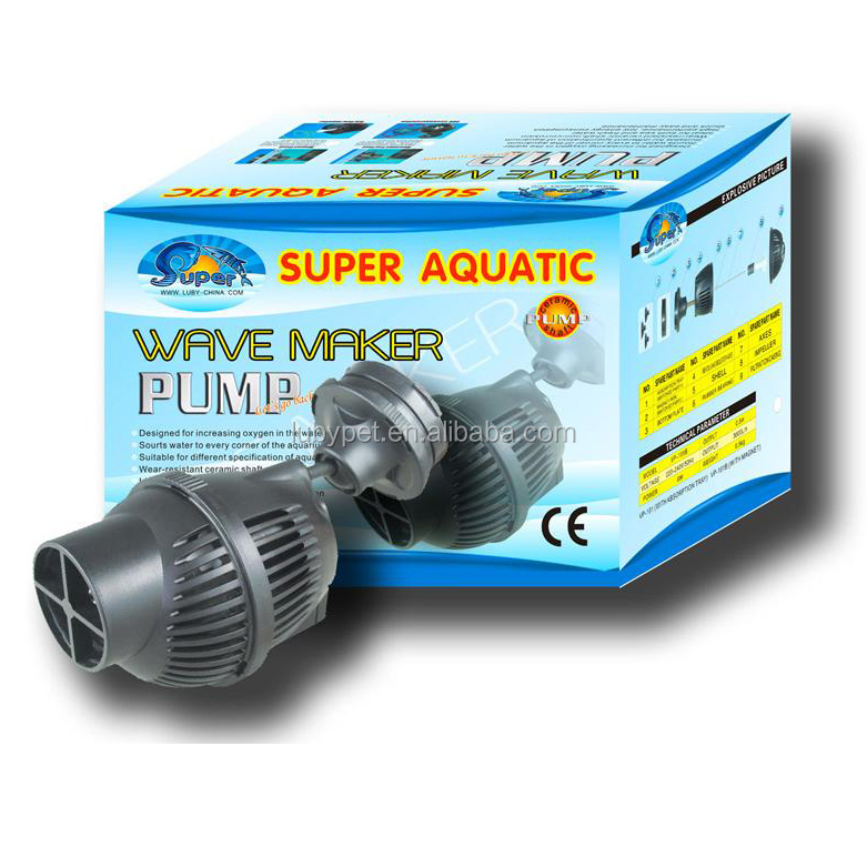 Super Aquatic water pump filter Wave Maker for aquarium tank