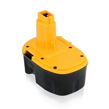 Replacement Battery for Dewalt 18V XRP DC9098 DC9099 DW9095 DW9096 DE9095 DE9096 DE9098 DE9503 Cordless Drill