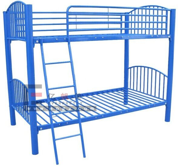 Cheap hostel furniture metal bunk beds ladders view metal for Cheap metal bunk beds