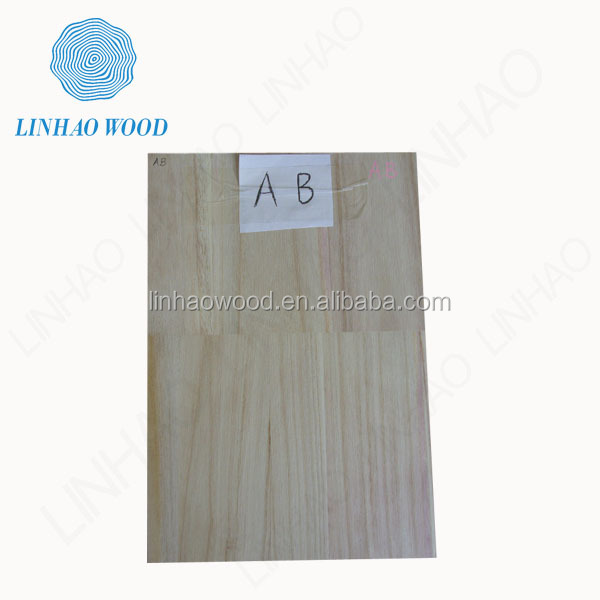 FSC Certisfied Paulownia Finger Joint Wood & Laminated