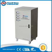 TNS-20kW 3 phase AC voltage stabilizer regulator to