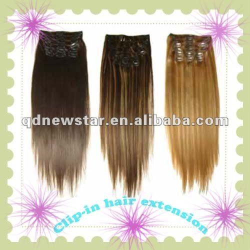clip on hair extensions for black women