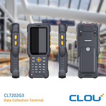 CLOU rugged wifi gps gprs barcode reader contactless smart rfid card reader