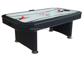 88inch Air hockey table with inlaid foldable electronic scorer set AH7005
