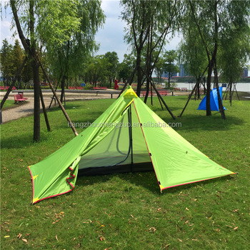 Ultralight Pyramid Backpacking Tent 2-3 Person Waterproof C&ing Tent CZX-129 & Ultralight Pyramid Backpacking Tent 2-3 Person Waterproof Camping ...
