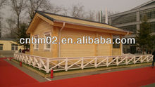 Wooden prefabricated Houses and villas