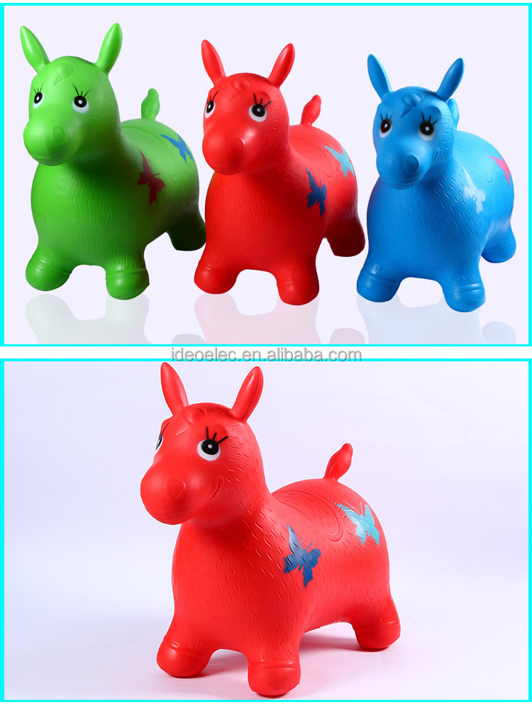 Inflatable PVC Jumping Animal/Bouncing Hopper/Skippy Animal Deer