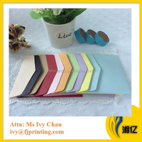 custom printing mini colorful envelope