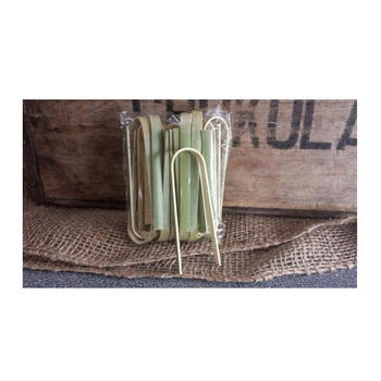 Heat Resistance  Bamboo kitchen tongs