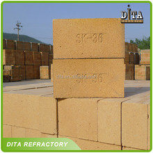Refractory fire clay brick low price good quality