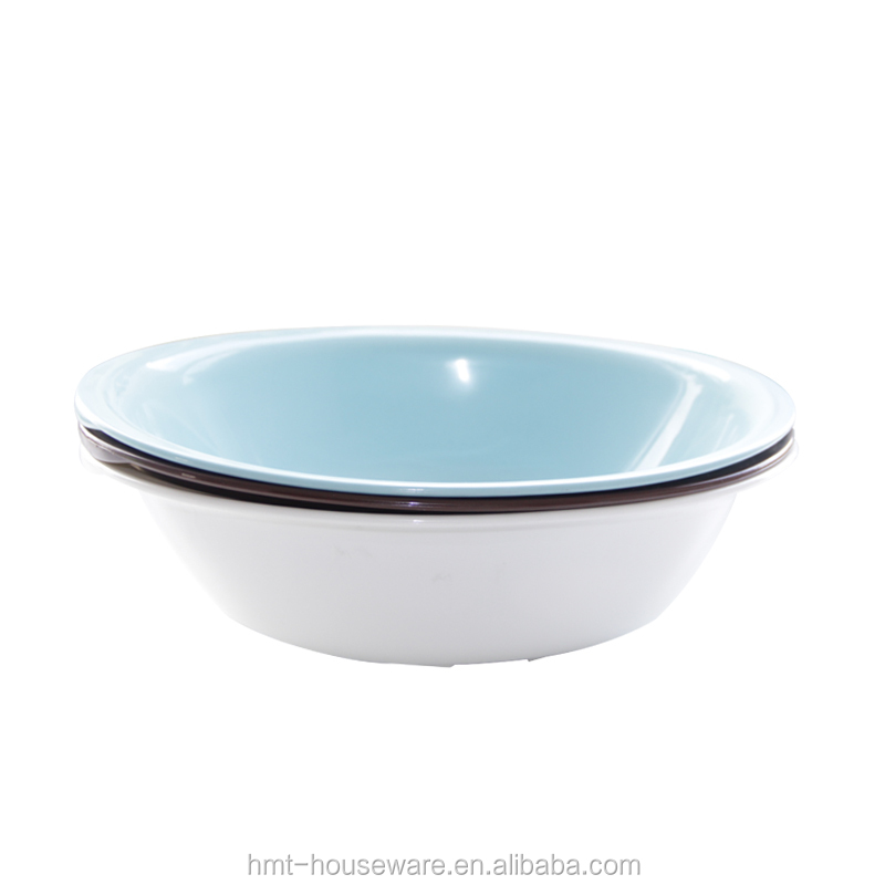 pp wholesale household high quality bathroom colored round plastic washing basin for foot bath