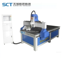 SCT-W1325 Solid wood Panel processing CNC router machine