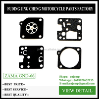 Carburetor Gasket & Diaphragm Kit FOR ECHO TRIMMERS AND BLOWERS ZAMA GND-66