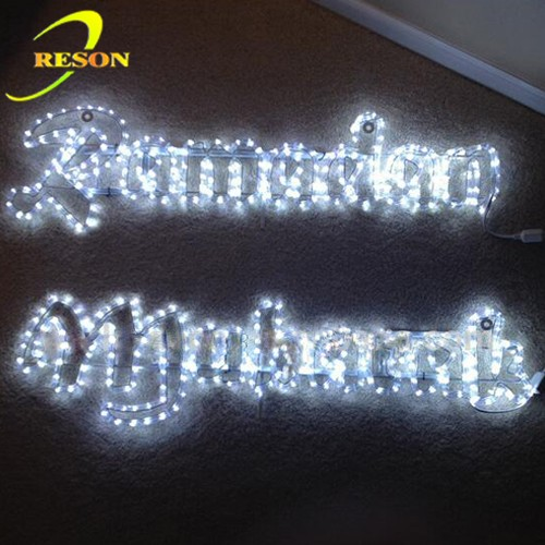 LED Star And Moon Eid Decoration Ramadan Decoration