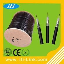Type RG58 CU 21% 1 conductor coaxial cable