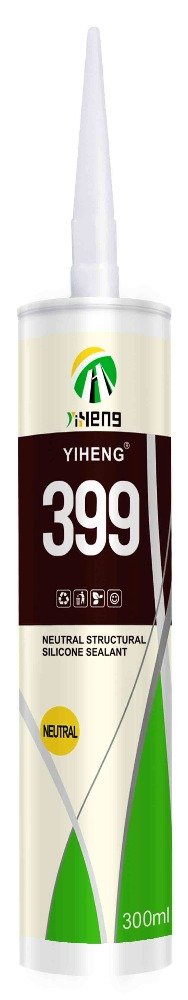 YIHENG 399 NEUTRAL STRUCTURAL CURTAIN WALL SILICONE SEALANT(OTHER COLORS EXCEPT CLEAR)