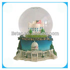 Customized souvenir tourism snow globe