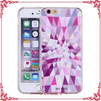 print mobile phone back cover tpu housing case for iphone 6s
