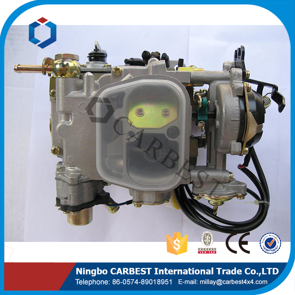 High Quality Steel Engine Carburetor for Toyota 3Y 21100-73040