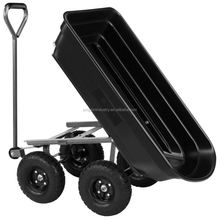 Easy go rubbermaid lawn cart