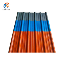 High quality apvc resin Spanish style anti-corrosive Pvc Waterproof Roof Shingle / pvc Roofing Tile Material / Apvc Roof Tile