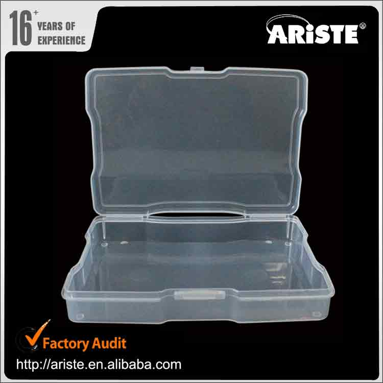China best pp plastic storage box electronic components storage box