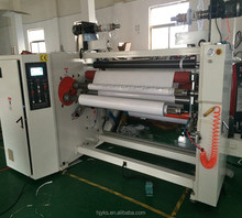 HJY-FJ02 high precision industry paper core tube pipe can rewinding machine