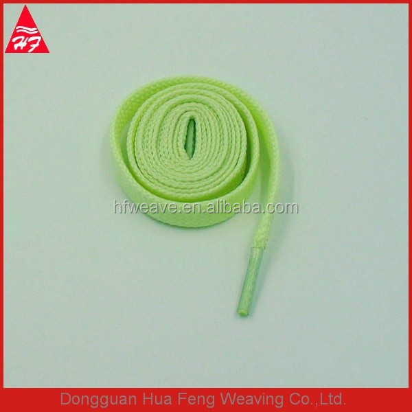 2014 newest Polyester smart colored elastic shoe laces