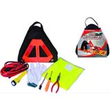 43pcs roadside car emergency kits